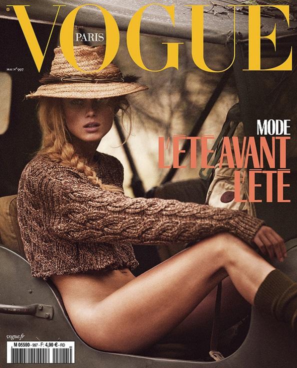 Vogue Paris N°997 - Mai 2019