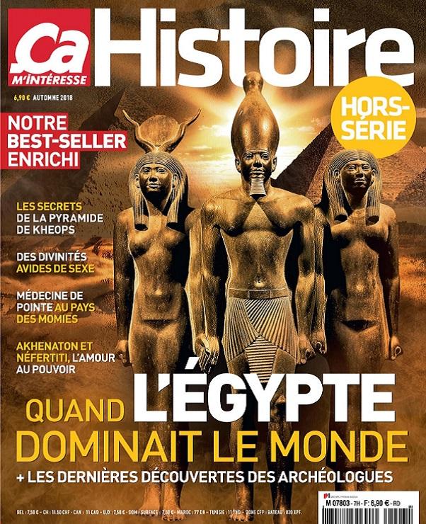 Ça M'intéresse Histoire Hors Série N°7 – Automne 2018