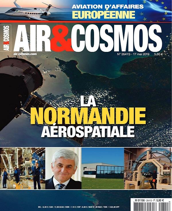 Air et Cosmos N°2641 Du 17 Mai 2019