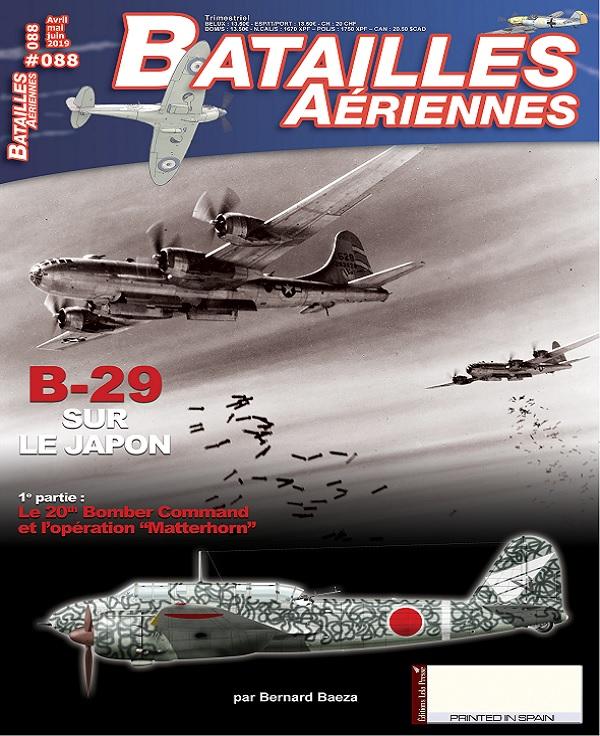 Batailles Aériennes N°88 – Avril-Juin 2019