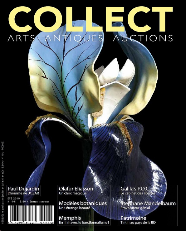 Collect Arts Antiques Auctions N°491 - Juin 2019