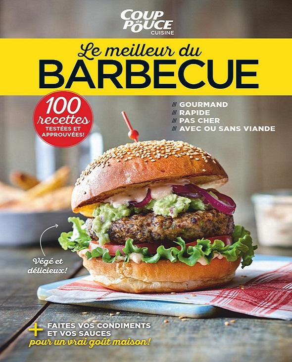 Coup De Pouce Hors Série Cuisine - Le Meilleur Du Barbecue 2019
