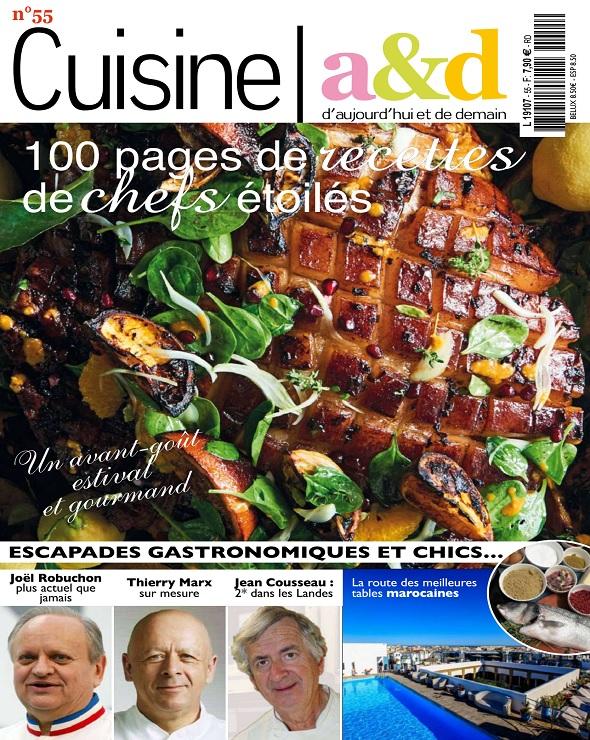 Cuisine A&D N°55 – Juin 2019