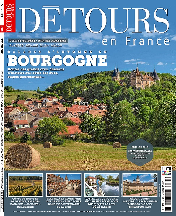 Détours En France N°187 – Bourgogne
