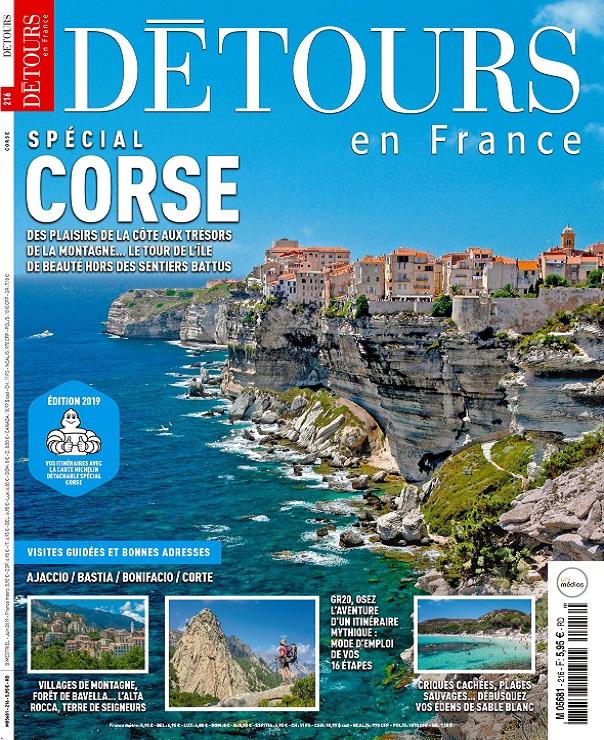 Détours En France N°216 – Juin 2019
