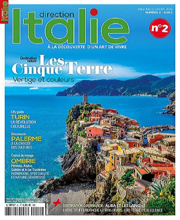 Direction Italie N°2 – Juin-Août 2019