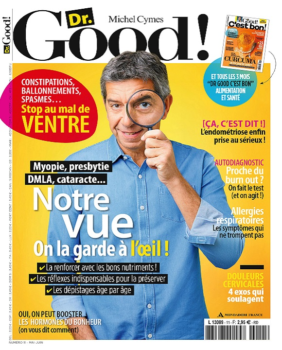 Dr Good! N°11 – Mai-Juin 2019
