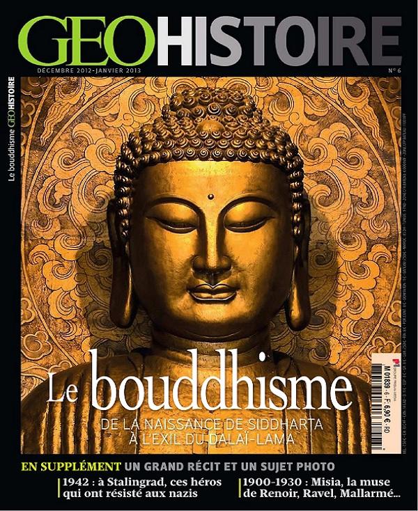 Geo Histoire N°6 – Le Bouddhisme