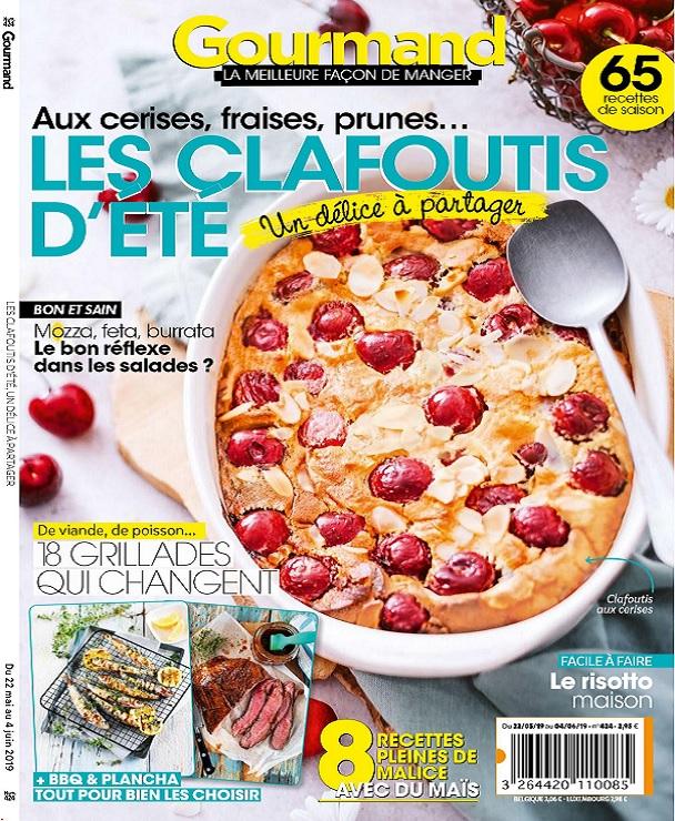 Gourmand N°424 Du 22 Mai 2019