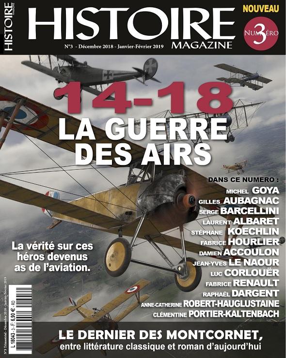 Histoire Magazine N°3 – Décembre 2018-Février 2019