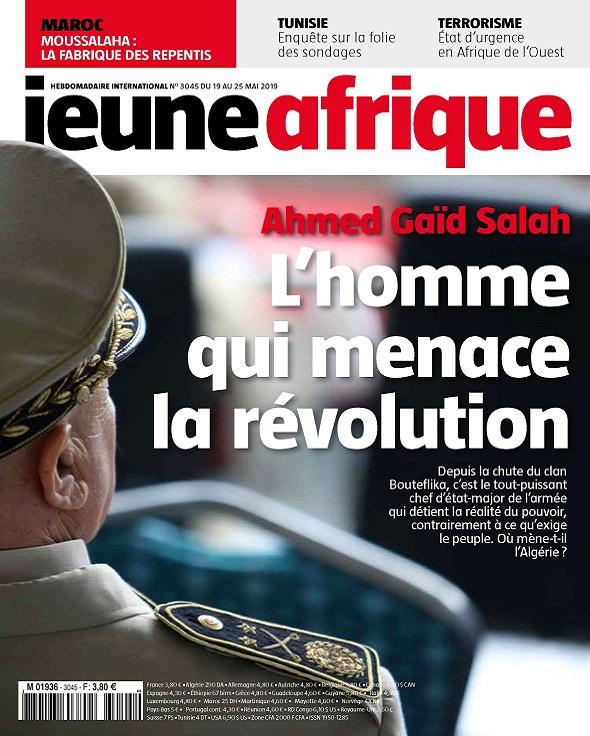 Jeune Afrique N°3045 Du 19 au 25 Mai 2019