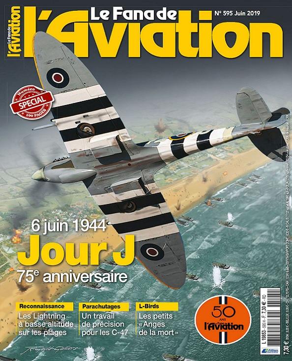 Le Fana De L'Aviation N°595 - Juin 2019