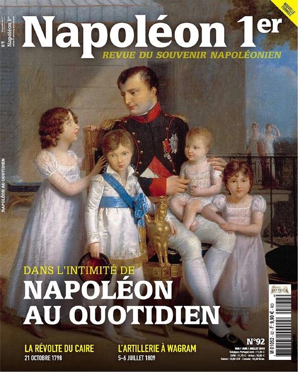 Napoléon 1er N°92 – Mai-Juillet 2019