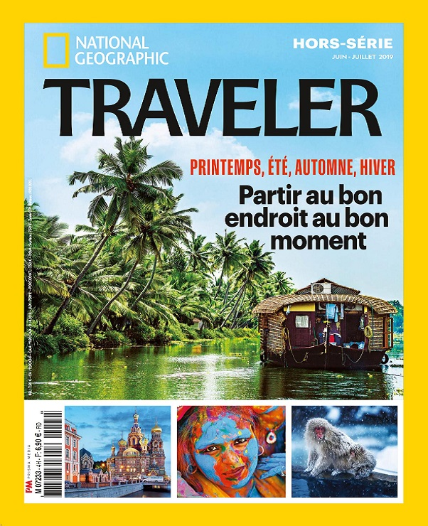National Geographic Traveler Hors Série N°4 – Juin-Juillet 2019