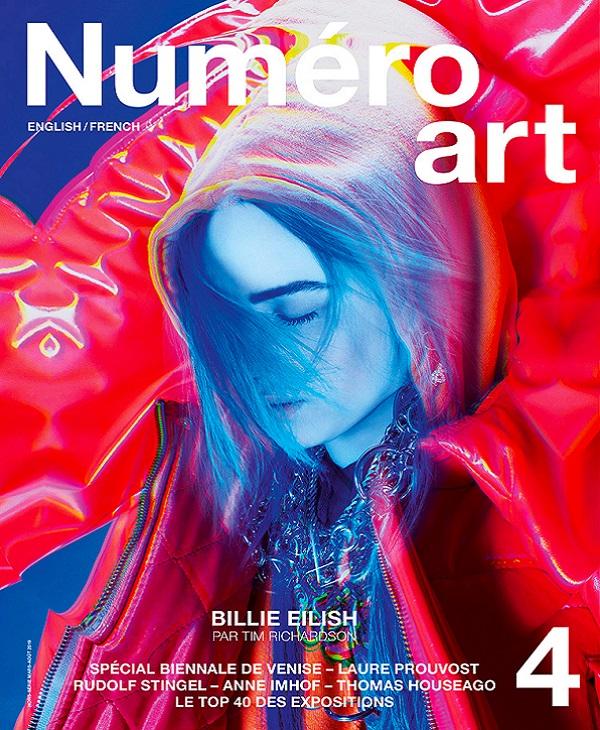 Numéro Art Hors Série N°4 – Mars-Août 2019