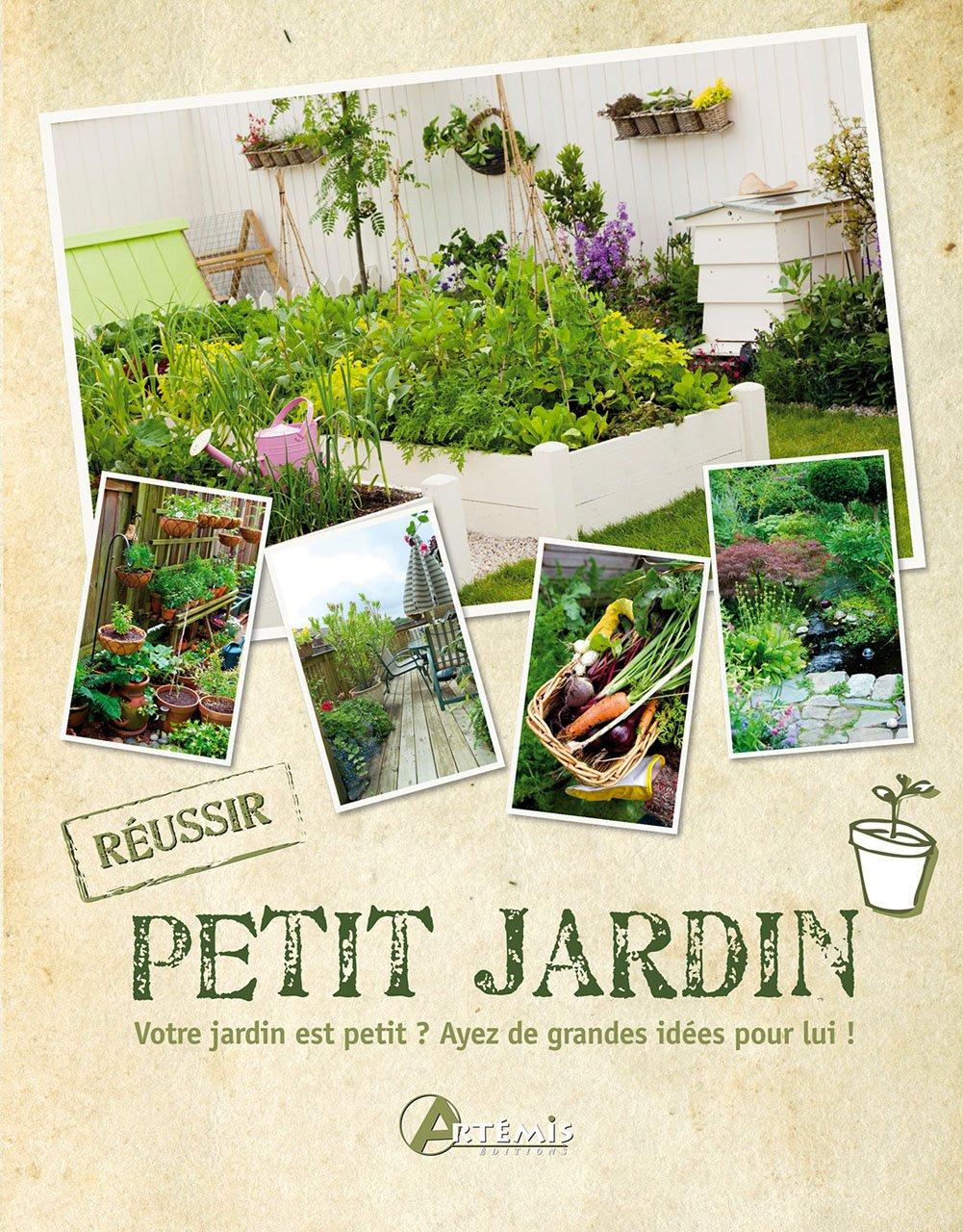Petit jardin-Votre jardin est petit ? Ayez de grandes idées pour lui !
