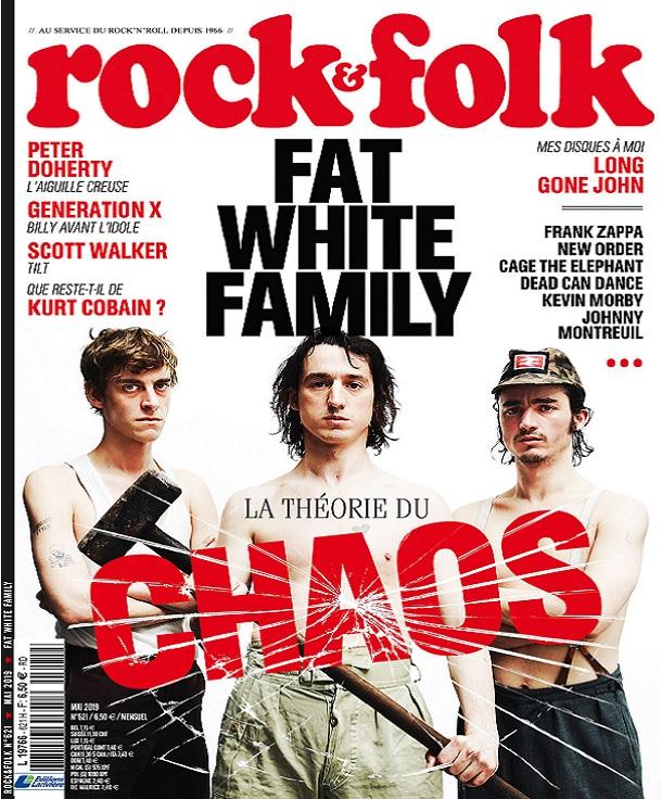 Rock et Folk N°621 – Mai 2019