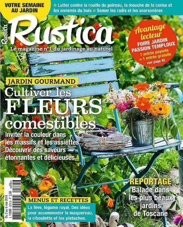 Rustica N°2575 Du 3 au 9 Mai 2019