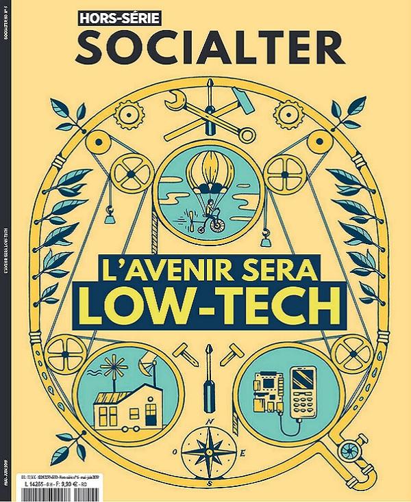 Socialter Hors Série N°6 – Mai-Juin 2019