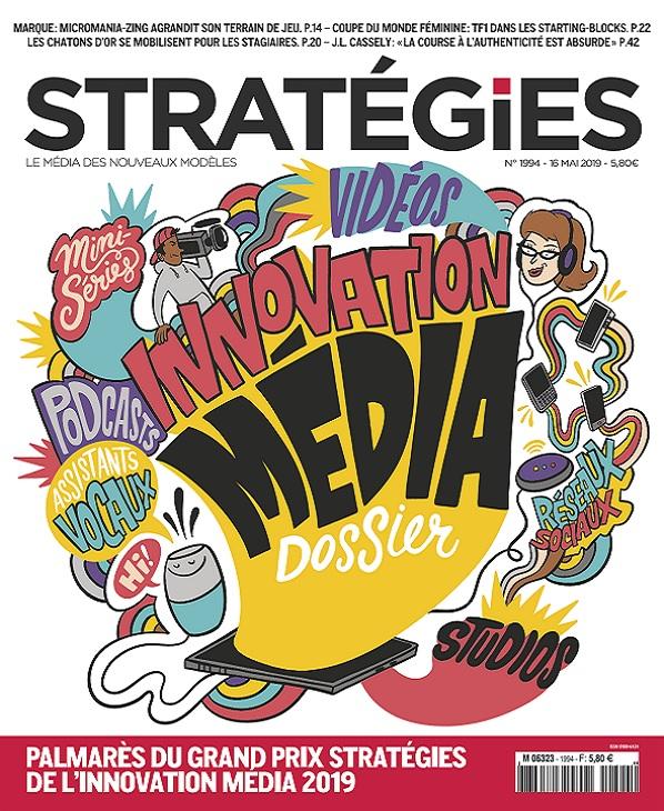 Stratégies N°1994 Du 16 Mai 2019