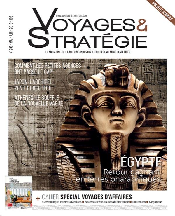 Voyages et Stratégie N°203 – Mai-Juin 2019