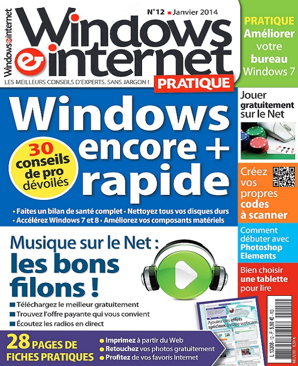 Windows et Internet Pratique N°12