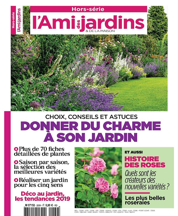 L'Ami Des Jardins et De La Maison Hors Série N°209 – Juin 2019