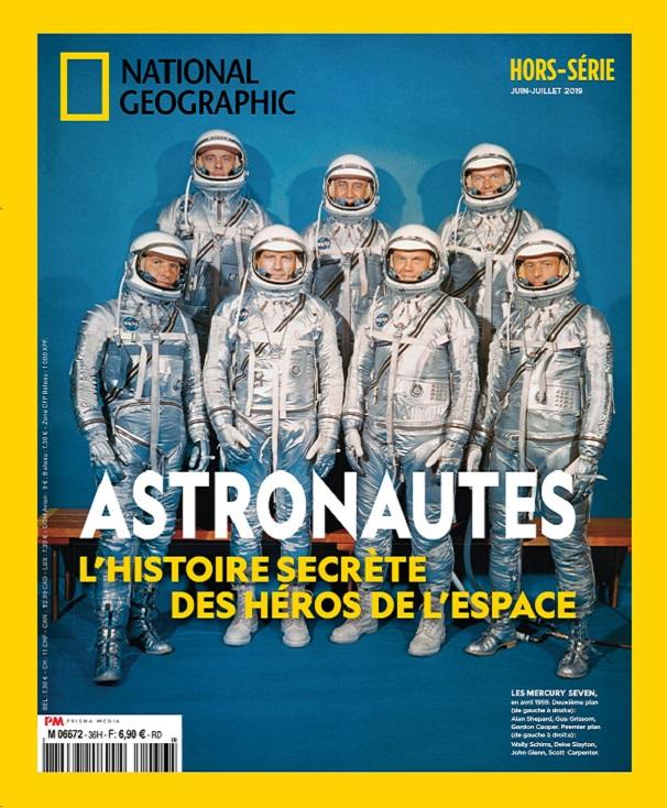 National Geographic Hors Série N°36 – Juin-Juillet 2019