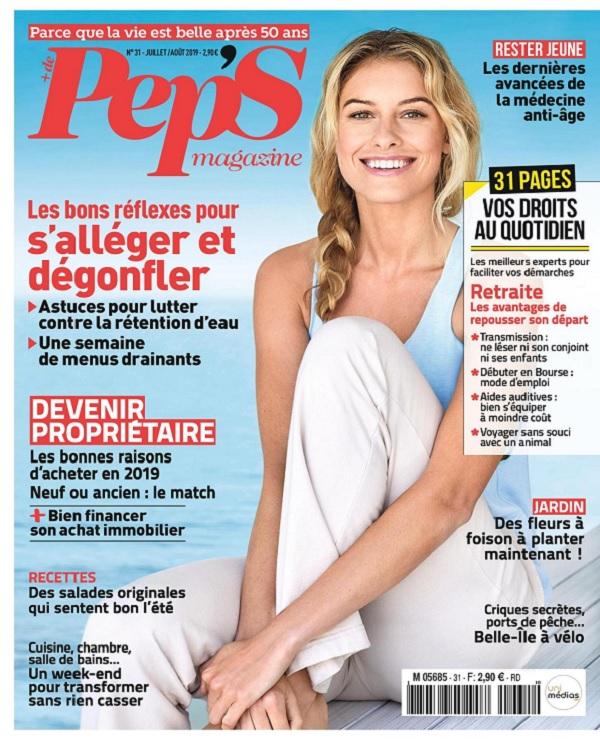 Pep's N°31 – Juillet-Août 2019