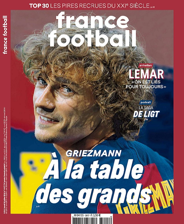 France Football N°3817 Du 16 Juillet 2019