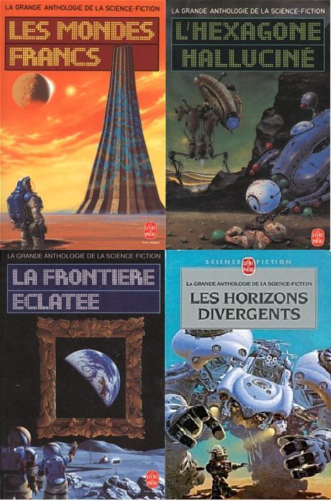 L'integrale de La grande anthologie de la Science Fiction