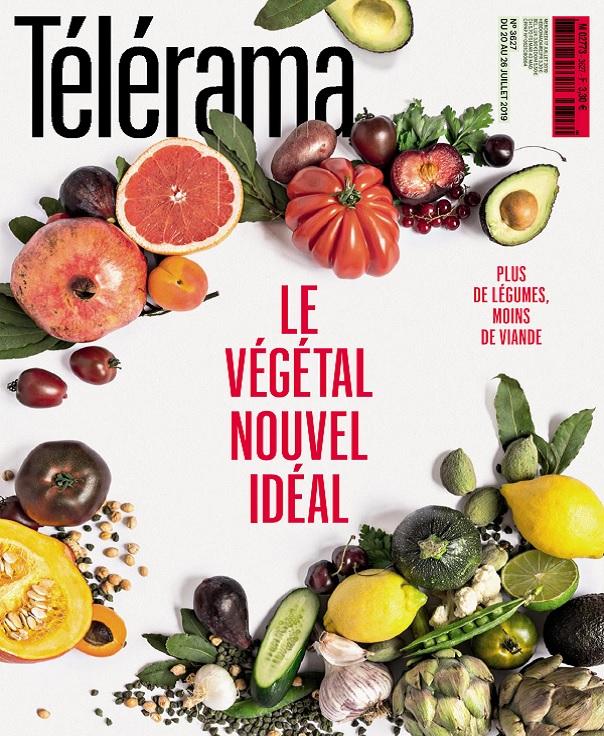Télérama Magazine N°3627 Du 20 Juillet 2019