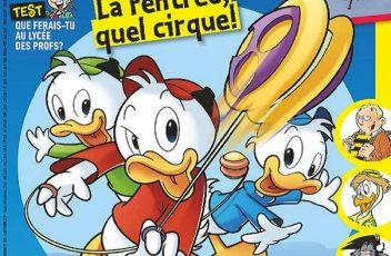 Le Journal De Mickey N°3507 Du 4 Septembre 2019