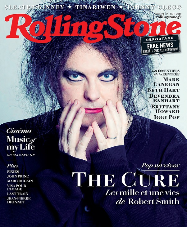 Rolling Stone N°117 – Septembre 2019