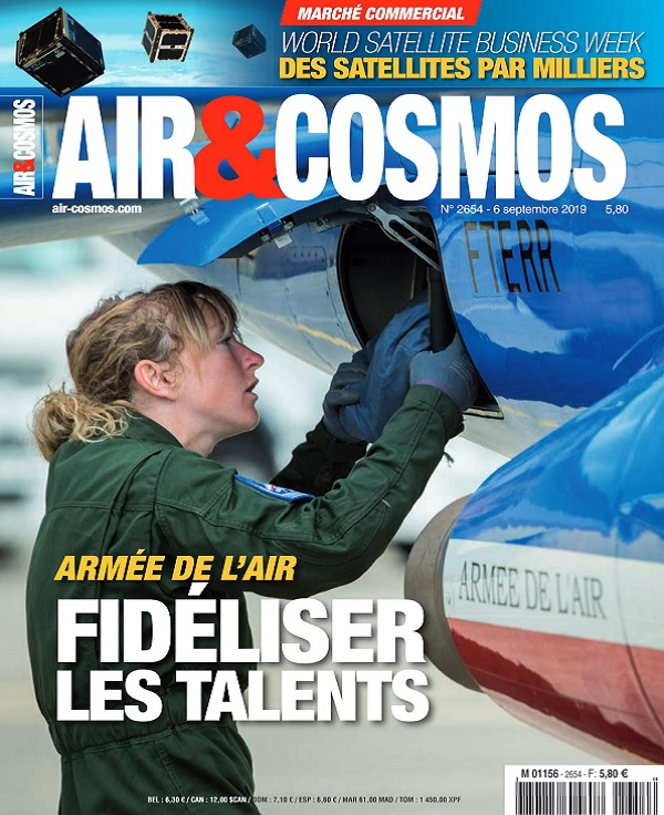 Air et Cosmos N°2654 Du 6 Septembre 2019