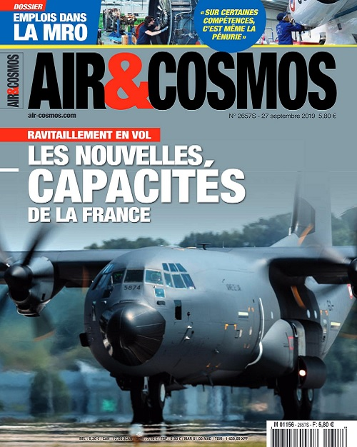 Air et Cosmos N°2657 Du 27 Septembre 2019