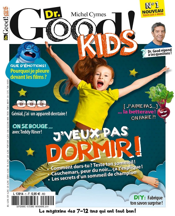 Dr Good Kids N°1 – Septembre-Novembre 2019