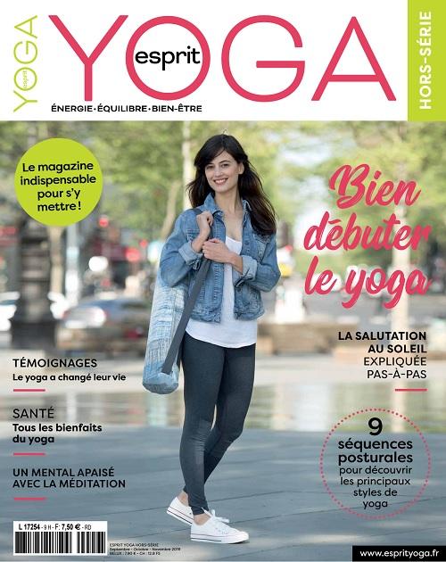 Esprit Yoga Hors Série N°9 – Septembre-Novembre 2019