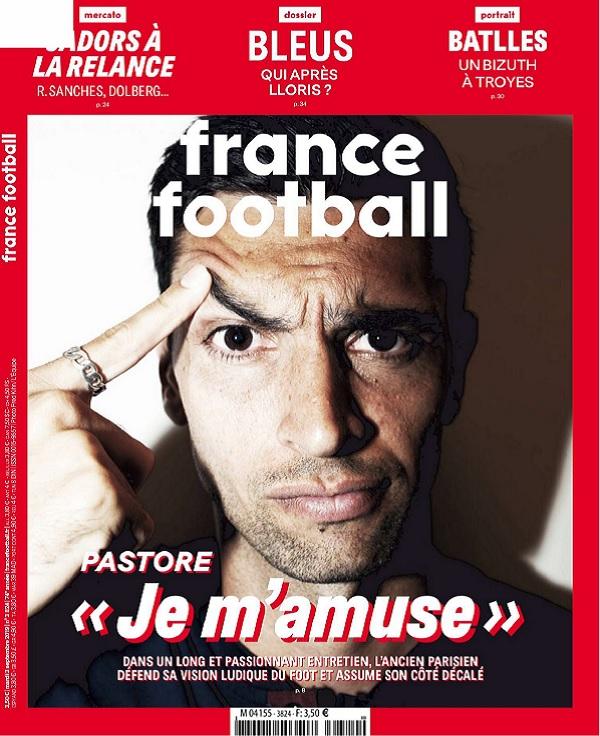 France Football N°3824 Du 3 Septembre 2019