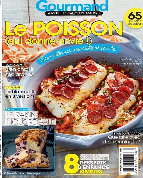 Gourmand N°433 Du 25 Septembre 2019