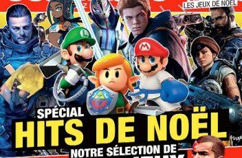 Jeux Vidéo Magazine N°225 - Octobre 2019