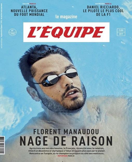 L'Equipe Magazine N°1940 Du 21 Septembre 2019