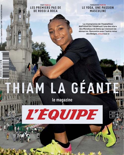 L'Equipe Magazine N°1941 Du 28 Septembre 2019