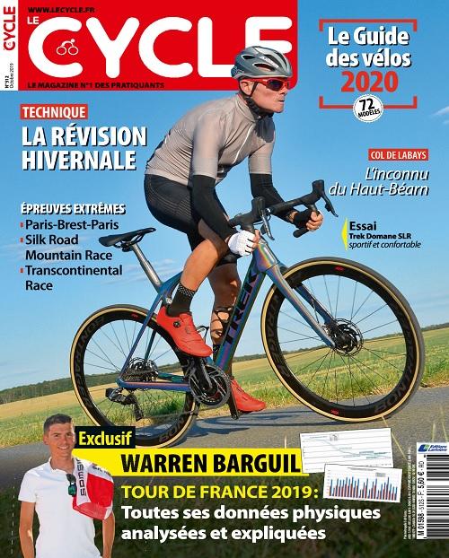 Le Cycle N°512 – Octobre 2019