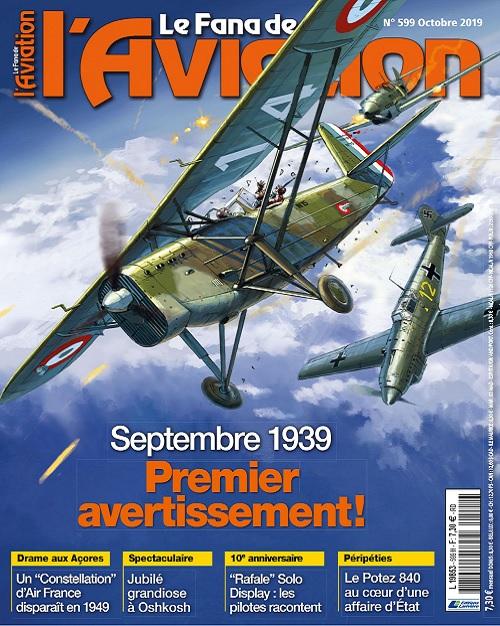 Le Fana De L'Aviation N°599 – Octobre 2019