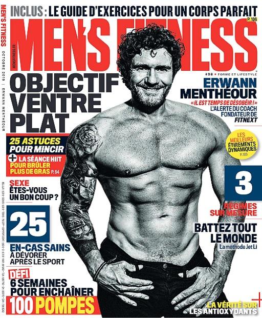 Men's Fitness N°38 – Octobre 2019