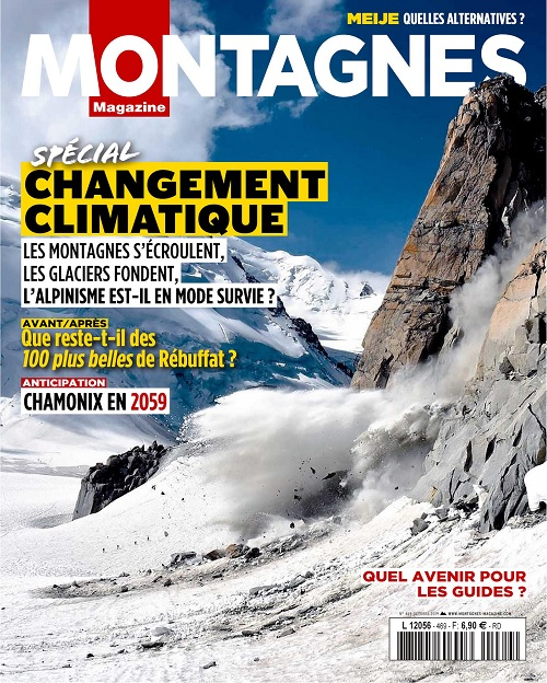Montagnes Magazine N°469 – Octobre 2019