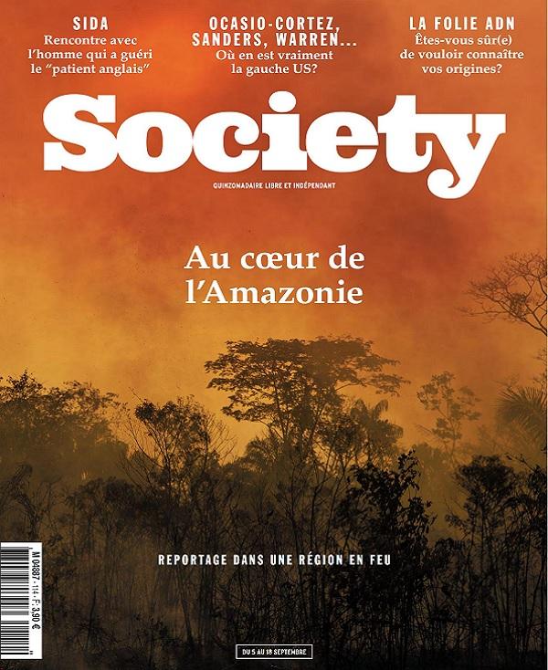 Society N°114 Du 5 Septembre 2019