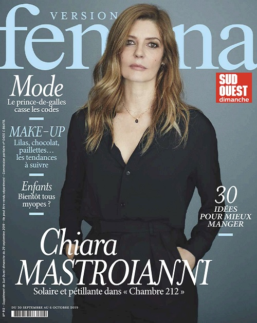 Version Femina N°913 Du 30 Septembre 2019