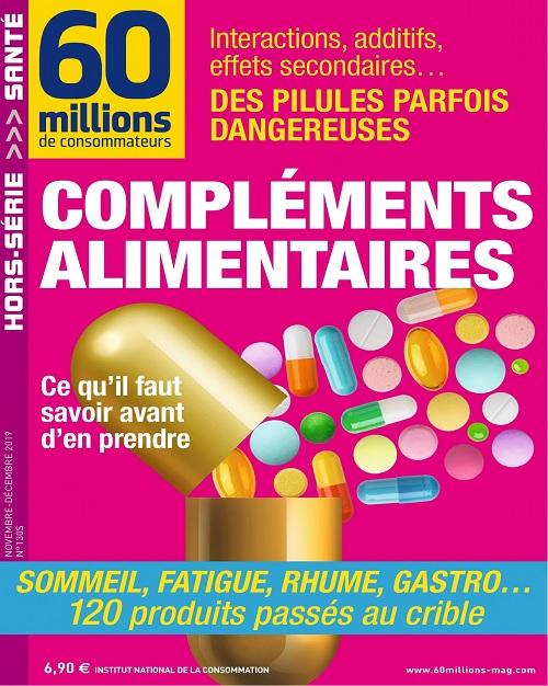60 Millions De Consommateurs Hors Série N°130S – Novembre-Décembre 2019